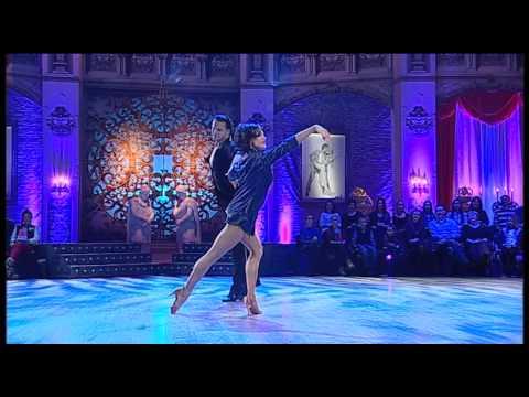 Justinas Duknauskas ir Ana Melnikova-Duknauskė @Kviečiu šokti. Pažadinta aistra