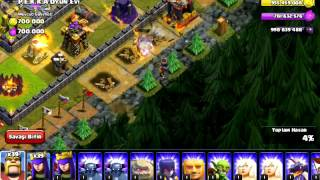 Clash of Clans Mükemmel Server/Clash of Clans Hack