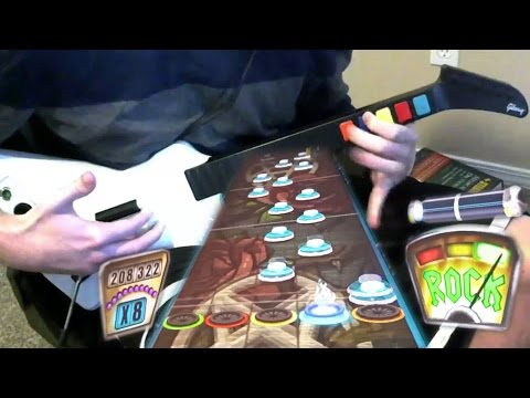 Guitar Hero 2 Buckethead  Jordan One Handed 100% FC