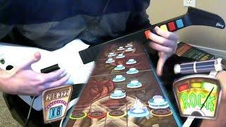 Guitar Hero 2 Buckethead - Jordan (One Handed) 100% FC