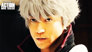 GINTAMA 2 | Trailer for Shun Oguri Anime Live-Action Movie