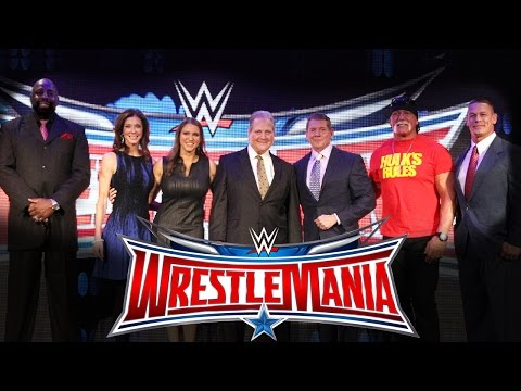 John Cena Speaks At Wrestlemania 32 Press Conference video