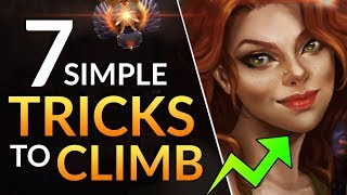 7 BEST TIPS to CARRY SOLO QUE - Simple Gameplay Tricks to Rank-up! | Dota 2 Guide