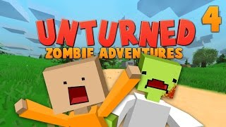 Unturned ★ COOL NIGHT VISION GOGGLES ★ Zombie Adventures (4)