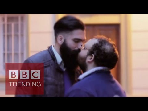 Chile's Controversial Gay Kiss video