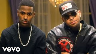 Клип Big Sean - Play No Games ft. Chris Brown & Ty Dolla $ign