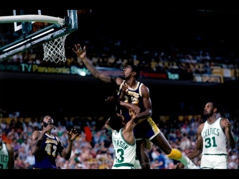 Magic Johnson's Top 10 Clutch Plays