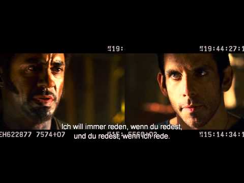 TROPIC THUNDER| Screentest eng / ger sub