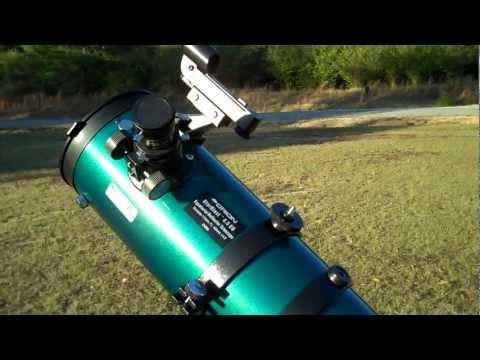 Orion StarBlast 4.5 EQ  Telescope