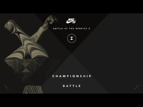 BATB X | Chris Joslin vs Sewa Kroetkov - Championship Battle
