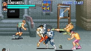 The punisher para android Tiger Arcade