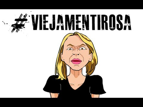 Vieja Mentirosa - Just Fuking Por carloschaviratv video