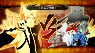 Naruto Shippuden Ultimate Ninja Storm 3 Walkthrough Part 23 Legend Path (Full HD) (English)