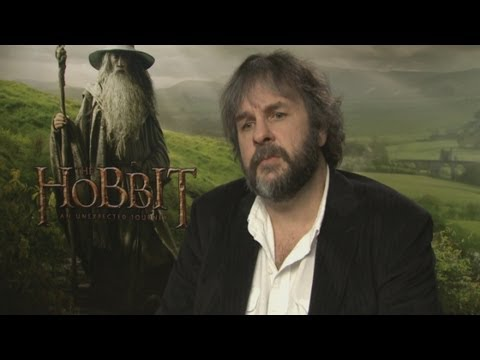 Hobbit director Peter Jackson talks of the recurring nightmares that haunt his dreams