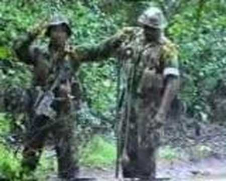 SriLankan Forces capture Tamil Tiger (Terrorist) camps in north...