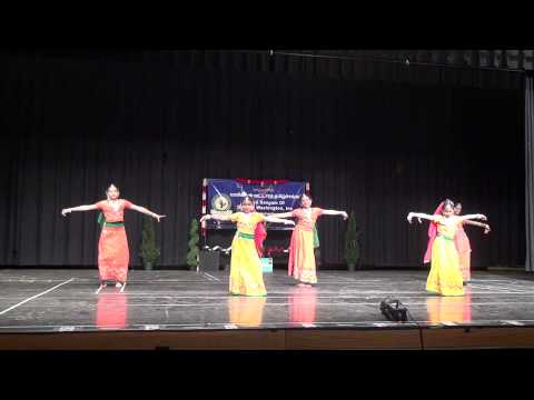 Gwts Chithirai Vizha 2013 - Nannare Dance video