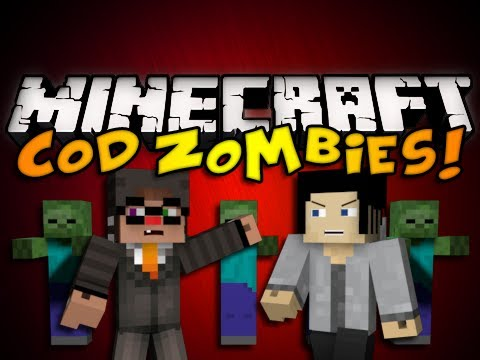 Minecraft Mini-Game: COD Zombies! (HD)