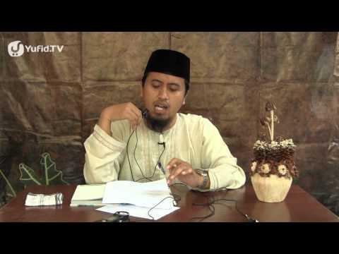 Kajian Fiqih Pendidikan Anak: Jangan Biarkan Setan Menyentuh Anakmu - Ustadz Abdullah Zaen, MA
