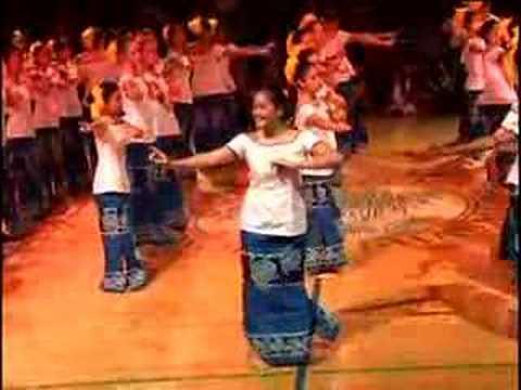 SAMOAN DANCE