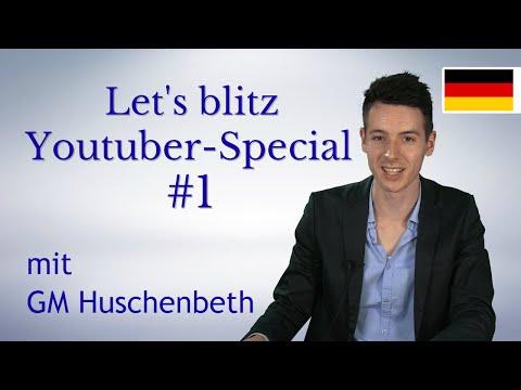 Let's blitz Youtuber-Special #1: gegen Schach TV   Online Schnell-Schach