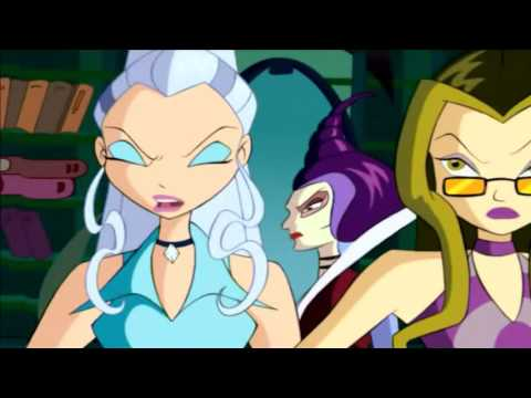 Winx Club Season 1 Episode 3 alfea College For Fairies Rai English video