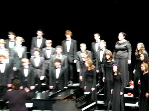 2010-05-20 15 NHSS Spring Concert-Concert Choir-Muie Rendera.AVI
