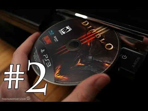 Diablo 3 Walkthrough – Part 2 Dungeons and Worms PS3 X360 Commentary