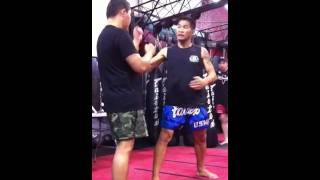 Zingano Muay Thai - Muay Thai Seminar with Sakmongkol and Jongsanan Fairtex