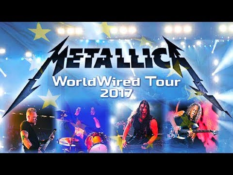 Metallica - WorldWired European Tour - The Concert (2017) [1080p]