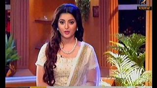 Eid Celebrity Talk Show | Porimoni The Beauty Queen Movie Actress of Bangladesh