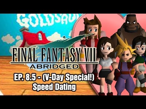 Misc Computer Games - Final Fantasy 7 - Judgement Day