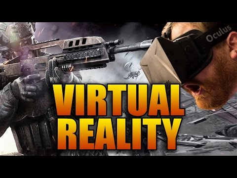 Virtual Reality Shooter by former Call of Duty Devs?! (Reload Studios New Oculus Video Game 2015)