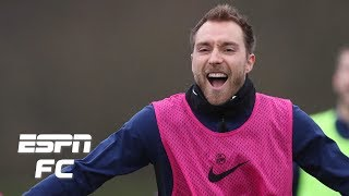 Will Tottenham lose Christian Eriksen to Man United in January? | Transfer Rater