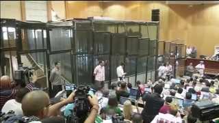 دستورية محاكمة المدنيين في مصر أمام محاكم عسكرية