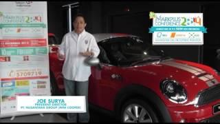 Joe Surya - President Director PT.Nusantara Group (Mini Cooper)