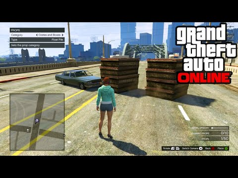 GTA 5 Online Glitch - Creator Mode In Public Online Session - Easy GTA 5 Glitch