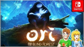Ori and the Blind Forest: Definitive Edition Gameplay (Nintendo Switch)