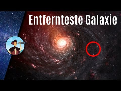 Hochauflösender Blick an den Rand des Universums | NeugierZone