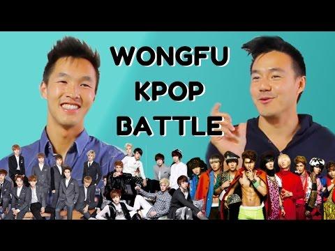 Youtubers Vs Kpop: The Wongfu Edition! video