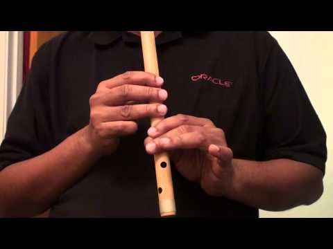 Chimb Bhijalele On Flute - Marathi Song On Flute - Travails With My Flute video