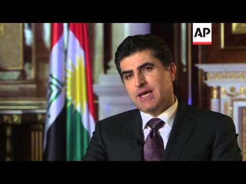 Kurdish PM slams Iraq's federal government over budget spat