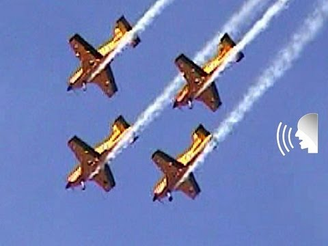 RNZAF 'Red Checkers' Aerobatic Team