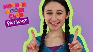 Two Little Blackbirds | Mother Goose Club Playhouse Kids Video