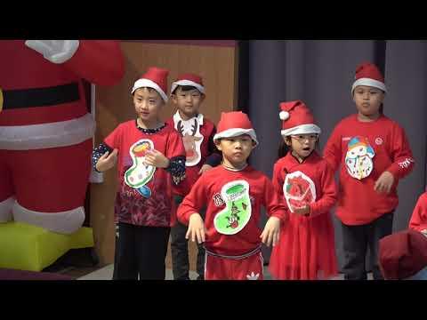 2020一年五班聖誕歌曲表演