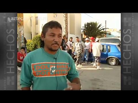 Grupos pandilleros de San Luis Potosí