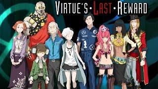 Virtue's Last Reward (100% Playthrough) : Part 103 - Security (Escape)