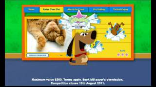 Boomerang Pet personality awards 2011