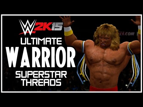 Ultimate Warrior Face Paint Tutorial Warrior Without Face Paint