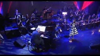 Kristīne Prauliņa, Raimonds Pauls un Latvijas Radio bigbends - Kamēr tev ir mīla (live audio)