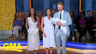 Duchess Meghan's showstopping year in fashion | GMA